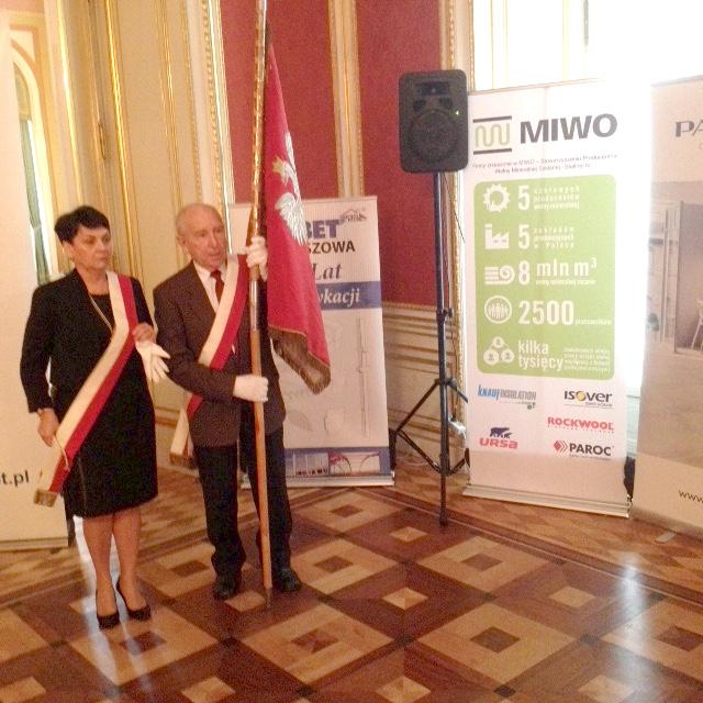 Stowarzyszenie MIWO znalazło się w grupie sponsorów wydarzenia