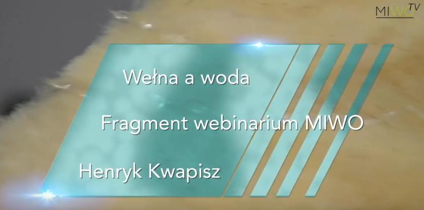 Welna Mineralna A Woda Obejrzyj Film Miwo Stowarzyszenie