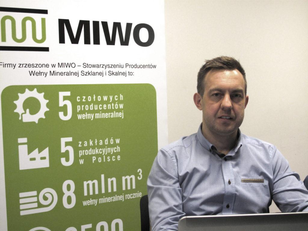 Konrad Witczak, ekspert Miwo