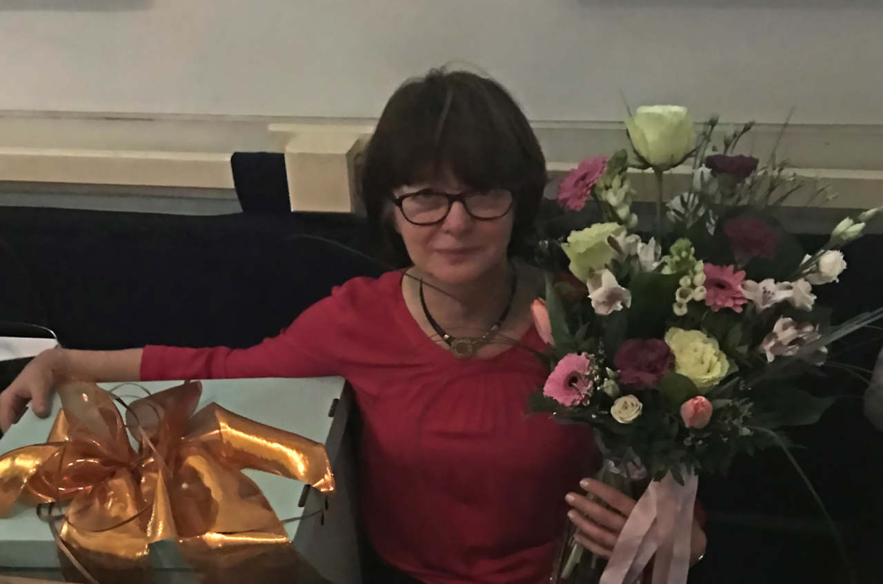 Maria Dreger Sekretarz Zarządu MIWO