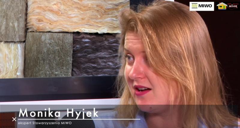 Monika Hyjek - ekspert MIWO
