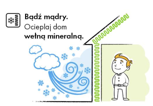 Ocieplaj dom wełną mineralną